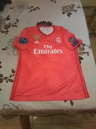 camiseta real Madrid