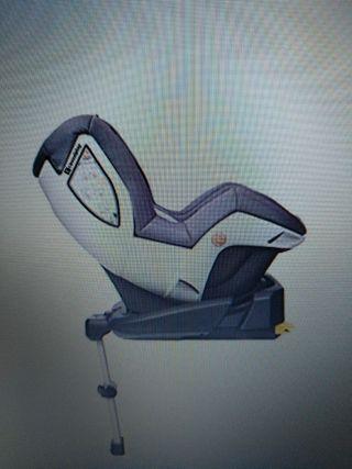 silla con isofix