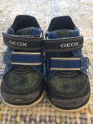 Botas GEOX talla 19