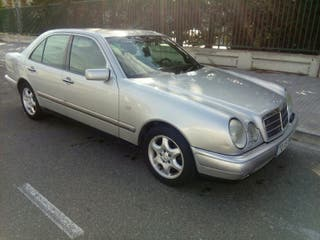 Mercedes 320E gasolina