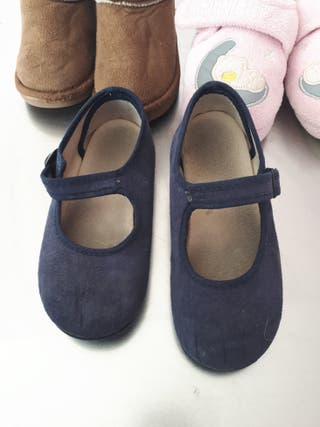 6dd416b42ba Zapatos zapato invierno niña de segunda mano por jpg 640x854 Zapatos de  invierno nina
