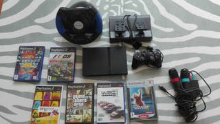 Play Station 2 + accesorios