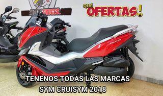 2019 SYM CRUISYM MOTOS NUEVAS OFICIALES OFERTAS