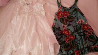 dos vestidos para 2-3 años