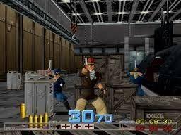 Consola arcade