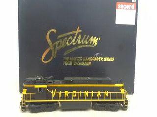 Locomotora Spectrum