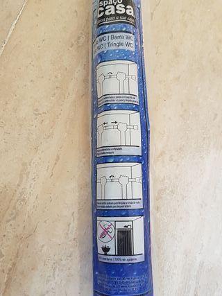 Barra WC ducha extensible de 110 a 200 cm