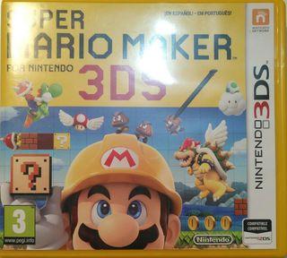 Juego 3DS - Super Mario Maker