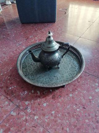 se vende tetera arabe