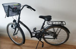 TOWN BIKE (with basket and back rack included) FOR