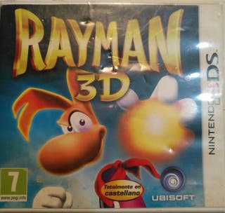 Juego 3DS - Rayman 3D