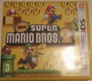 Juego 3DS - New Super Mario Bros 2