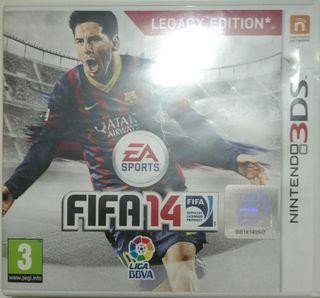 Juego 3DS - FIFA 14