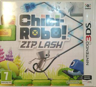 Juego 3DS - Chibi Robo! Zip Lash
