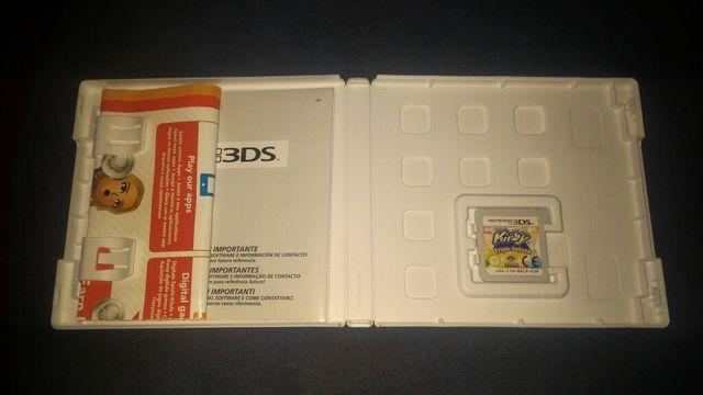 Juego Nintendo 2ds Y 3ds Kirby Esta Completamente De Segunda Mano