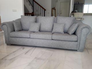 Sofa con sillones