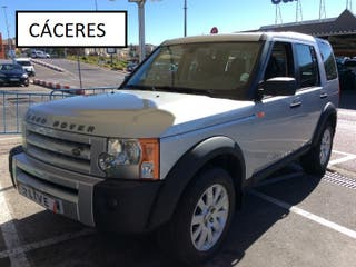 HB889514 Land Rover Discovery 2005