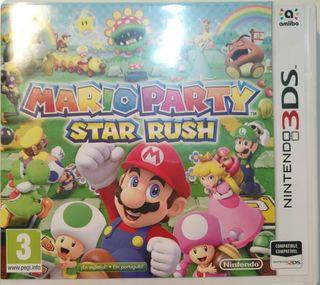Juego 3DS - Mario Party Star Rush