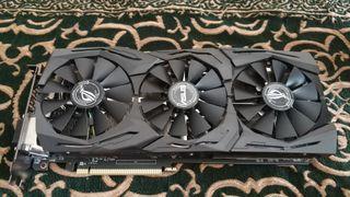 Asus Rog Strix Radeon RX480 Gaming 8gb GDDR5