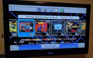 Extra games in your NES/SNES Mini