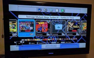 Extra games in your NES/SNES Mini