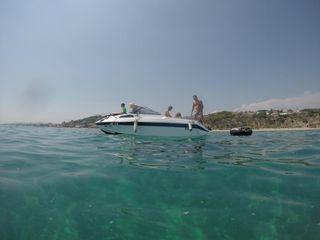 Barco Faeton 550