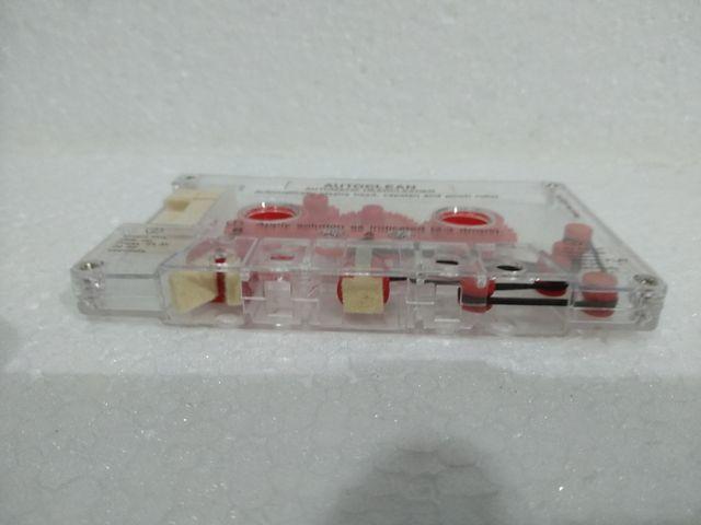 Cassette limpieza