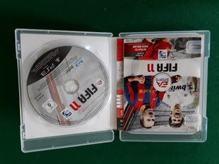 Juego Fifa 11 PS3