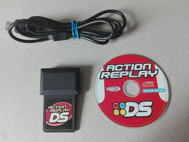 Action Replay DS versión Europeo de segunda mano por 20 € en
