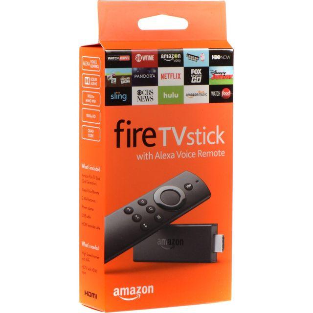 Amazon firestick fully loaded
