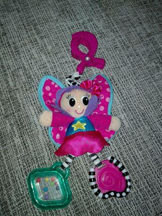 juguetes bebé en rosa