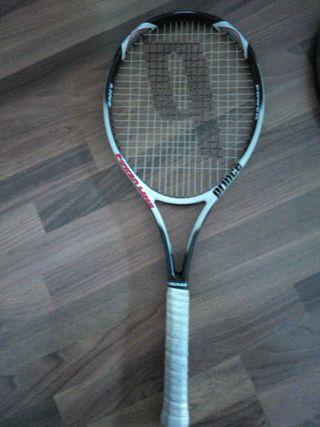 raqueta de tenis marca prince