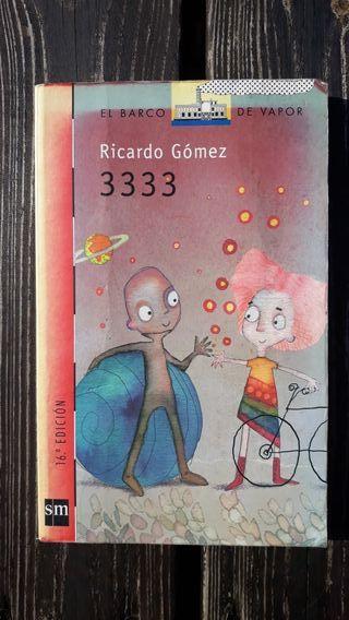 3333 Ricardo Gómez