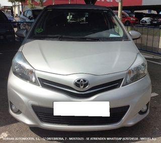 Toyota Yaris 1.3 ACTIVE 100 CV.