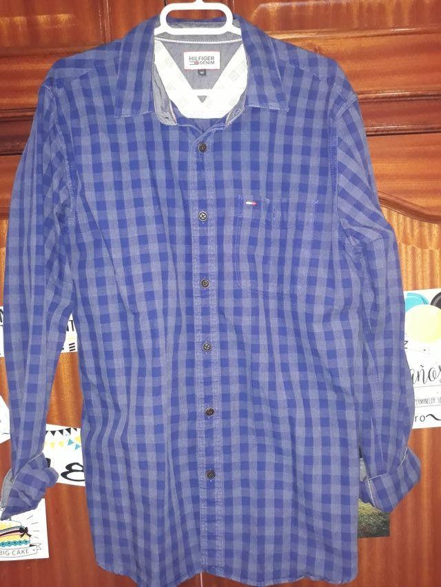 camisa tomy hilfiger
