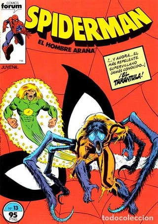 Vendo más de 10.000 comics de Superhéroes.