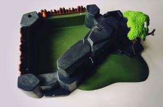 playmobil decorado
