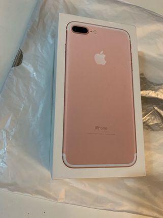 iPhone 7 Plus Oro Rosa 128GB