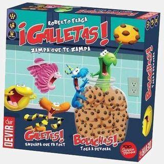 Juego de mesa Galletas
