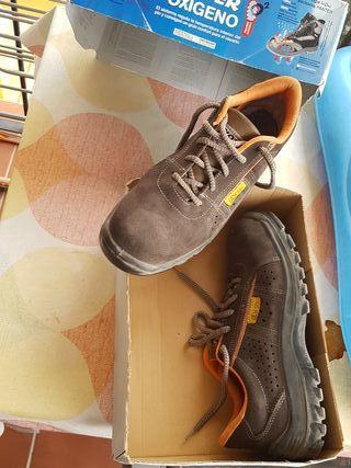 zapatos de trabajo proteccion sp1. numero 47