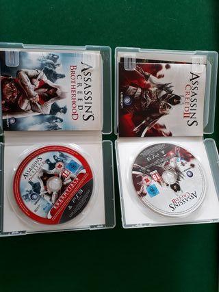 Juegos Assasins Creed PS3
