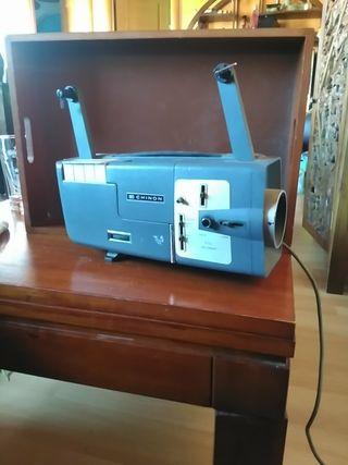proyector antiguo