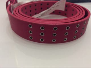Cinturón rosaa