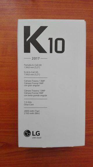 LG K10 M250N 2017