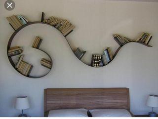 Libreria kartell bookworm popworm arredamento e casalinghi in