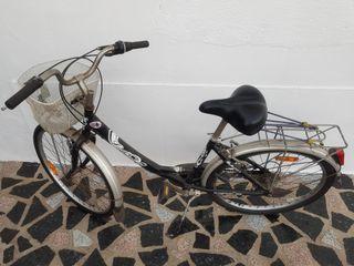 Bicicleta de paseo señora mujer