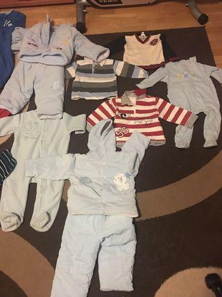 Lote ropa bebé 18/24 meses (+ 100 piezas)