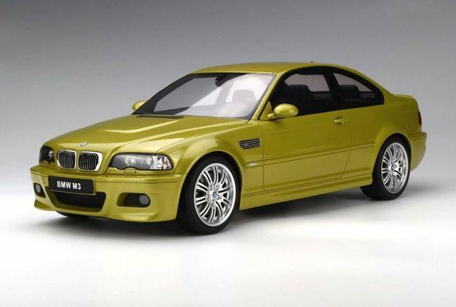Vendo Bmw E46 1 12 Ottomobile Color Dorado Forocoches