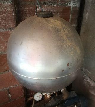 hidrosfera motor acero inoxidable