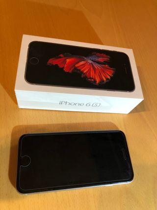 IPhone 6S en perfecto estado.